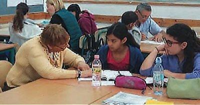 English Tutoring Program (ETP)